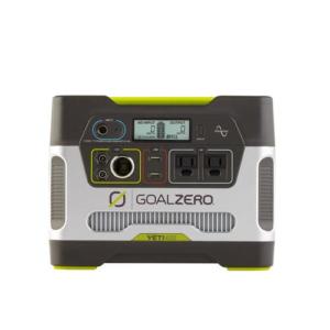 Yeti 400 400-watt Hour Portable Solar Generator - GOAL ZERO